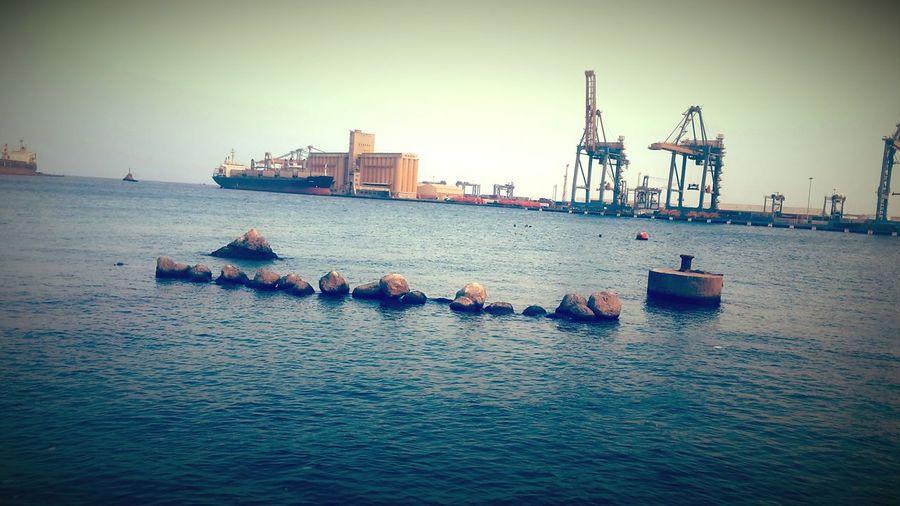 Rocks Day Water Portsudan