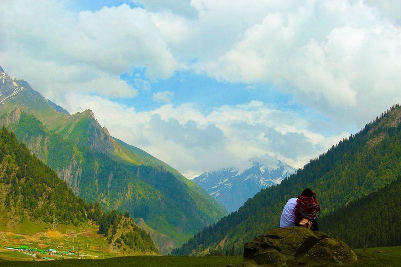 love. Mountain