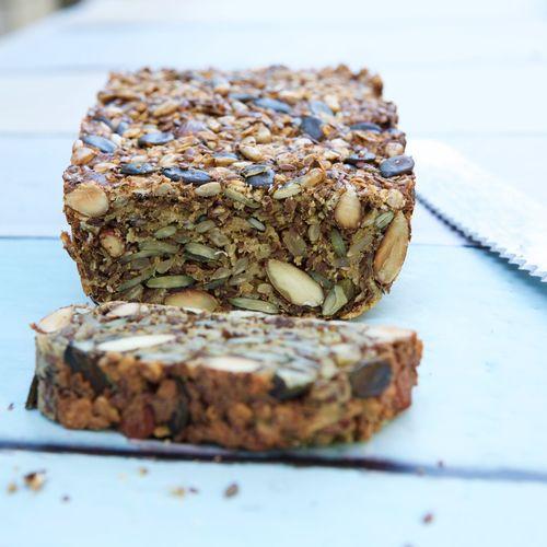 Food Fresh Bread Freshness Grainy Healthy Lifestyle Homemade Nuts Organic Ready-to-eat Vegan Food