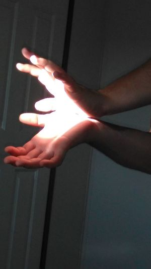 Taking Photos Eyeemphoto Natuers Warmth Human Hand Holding In Hand Ball Of Light