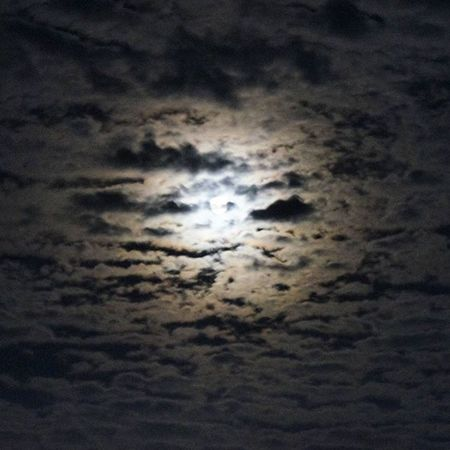 Japan Miyazaki Moon Moonlight Night Clouds Silent Light LastNight Smile