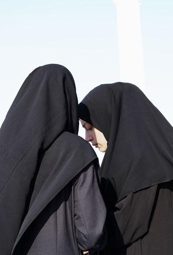 My impressions of Istanbul Burka  Hijab Istanbul Istanbul Turkey Lifestyles Niqab Person Serious Turkey Women Up Close Street Photography