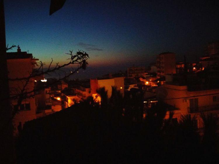 Goodmorning @ Kavala In Greece  PinkSky!