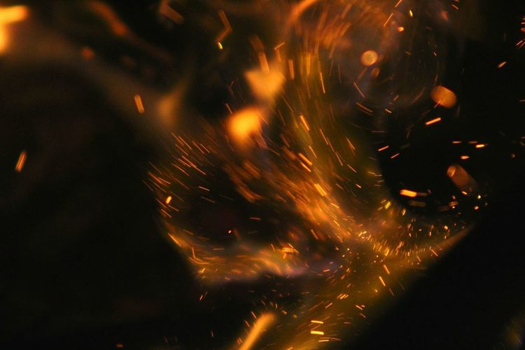 fire ,dark ,