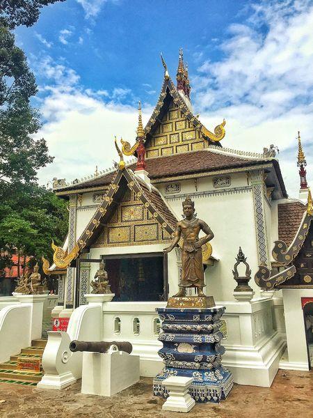 Buddhism Buddhist Temple Chiangmai Chiang Mai | Thailand Chiang Mai Wat Pan Tao Thailand Thailand_allshots