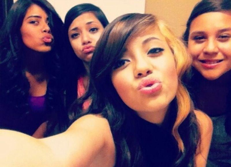 My Girls ♥ Ready For Tonight.