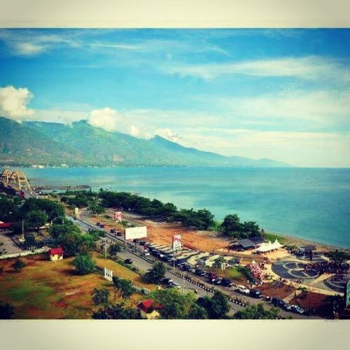 Anjungan Palu Centralsulawesi INDONESIA