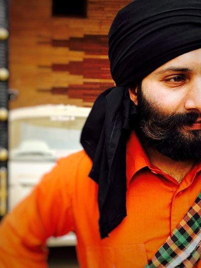 Desi Look Turban Punjabi Tradition