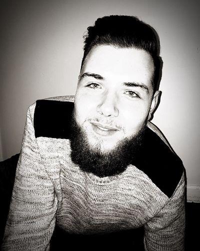 Mybrother <3 Beard Onpoint Portrait