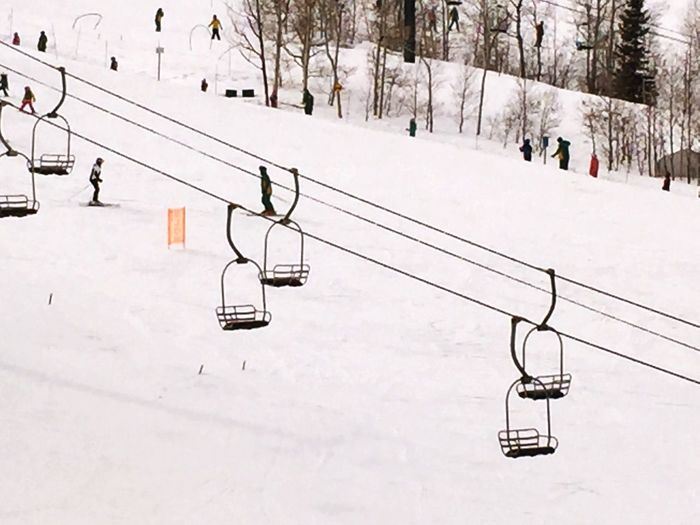 Winter Skiing Salt Lake City Deer Valley Utah