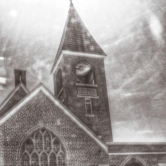 Old Church Downtown Jonesborough