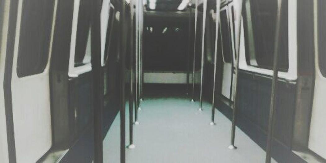Goodnight Black White Train My Daily Commute Tumblr