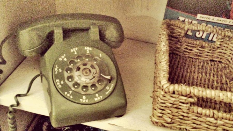 My Vintage Phone Interior Design My Living Room Bucks County Pennsylvania My Quirky Style USA Family Heirloom Interiors Views