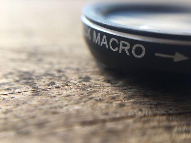 Macro... Selective Focus