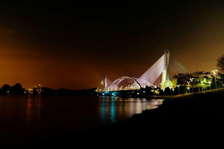 Warisan Bridge,