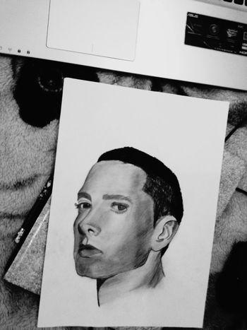 Eminem My Draw ♥ Drawing Draw Draws Eminem Eminem ♥