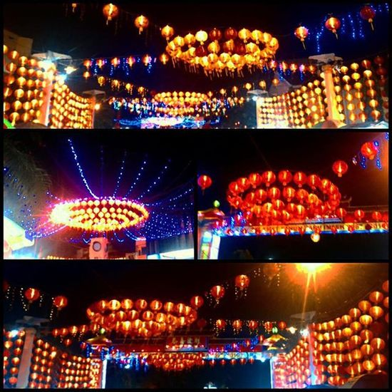 Lampion Party, Gong Xi Fat Cai 🙏🎎 | Solo