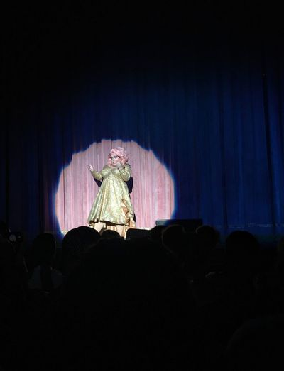 Human Representation Statue Stage - Performance Space Arts Culture And Entertainment Curtain Real People Night Leisure Activity Sculpture Performance Indoors  Large Group Of People Performing Arts Event Lifestyles Illuminated Sky People Drag Dragrace Gingerminj Hatersroastshadytour