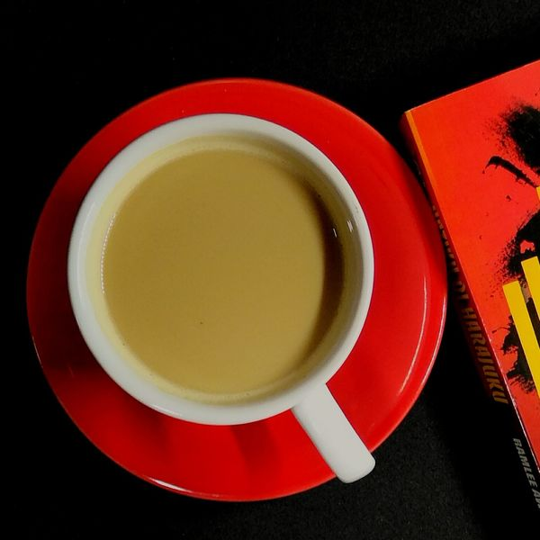 A cup off coffee and my favourite novel author.. Make me feel soooo relax.. Happiness Calming Coffee Cooffeelover Coffee Lover Hobby Relaxing Me Time ♥ Quality Time Novel Books Hot Drink Black Coffee Froth Art Cappuccino Mocha Espresso Foam Frothy Drink Latte Beverage Cafe Macchiato Non-alcoholic Beverage