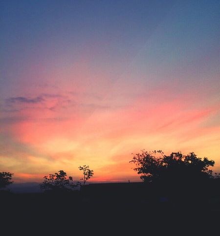 Sunrise Perfect Sky Trip Traveling