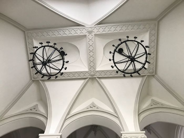 Ceiling at