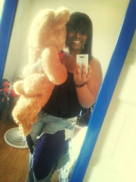 Me and Mr.Teddy