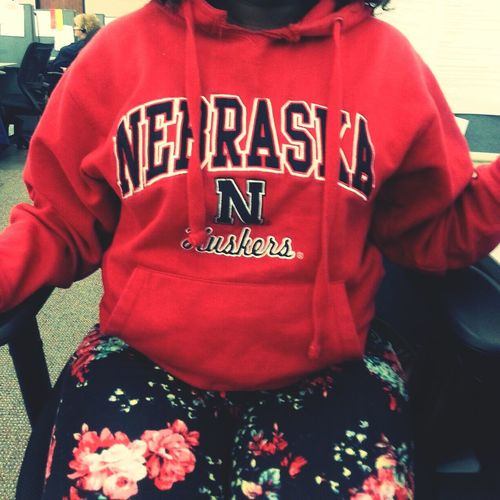 Huskers. Nebraska Football ♡