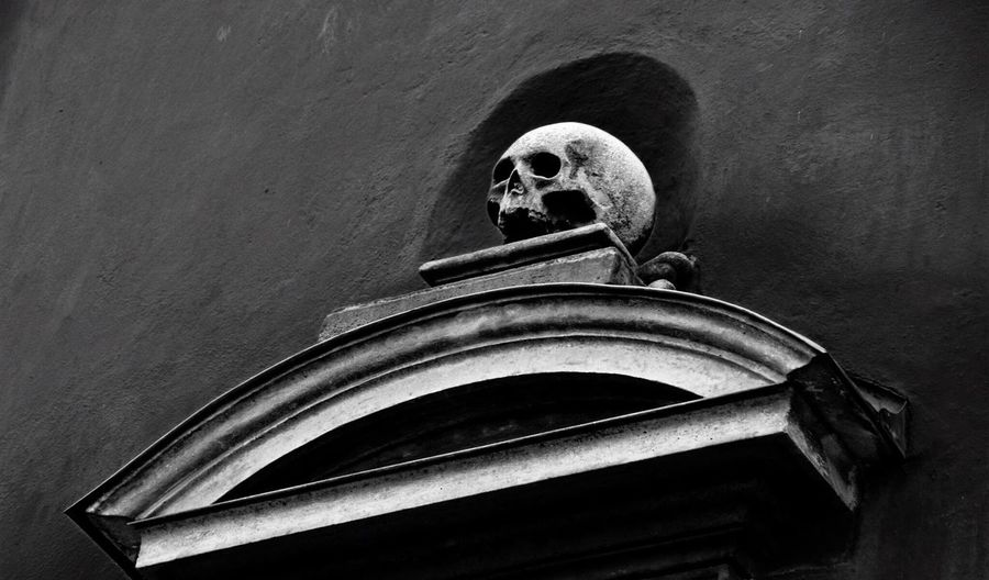 Human Skeleton No People Indoors  Close-up Halloween Day EyeEmNewHere Church Blackandwhite Photography Blackandwhite Skull