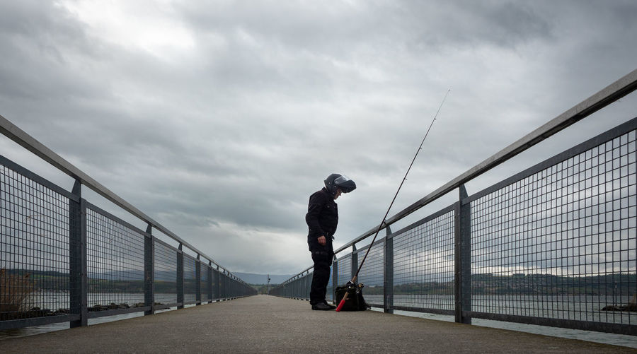 Fishing with