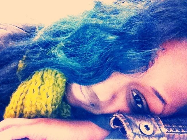 All my dayz are sky blue