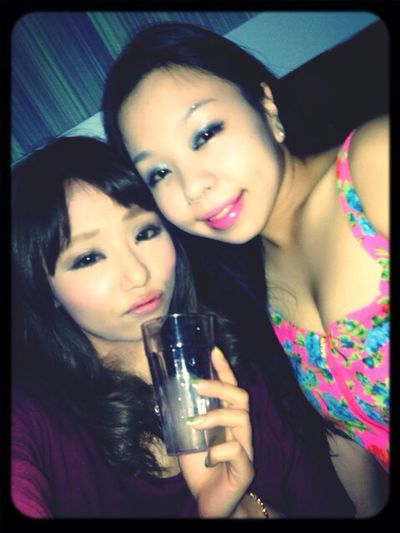 久々に❤️ Club Best Friends Love Drinking