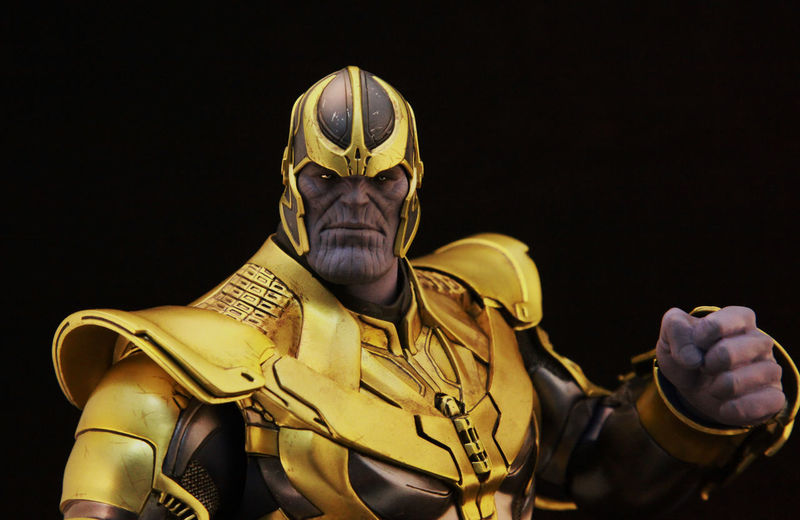 The Mad Titan: Thanos Inifintywars Marvel Toyphotography Ata_dreadnoughts Anarchyalliance Onesixthscale Hottoys Thanos GUARDIANSOFTHEGALAXY