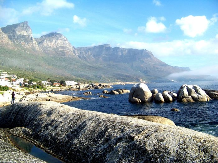 Beachfront Beachfront Location Boulders Bouldres In The Ocean Cape Town Cape Town Beauty Capetown Cliffs Nature Nature On Your Doorstep Naturelovers Ocean View Rocks Shoreline, MountainView Spring Urban Spring Fever View Here Belongs To Me The KIOMI Colllection The KIOMI Collection