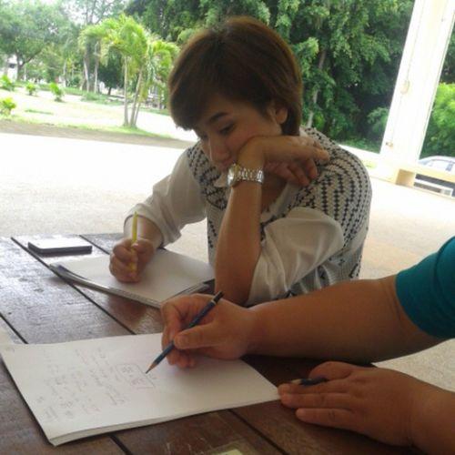 เข้าใจแต่ทำไม่ได้จริง ๆ คณิตพี่ไม่ไหว ..ขอกลับไปสอนภาษาไทยที่เชียงใหม่เหมือนเดิมได้มั้ย.