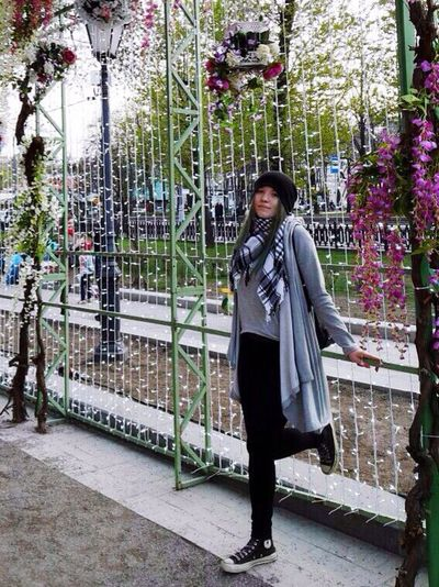 Emo BlueHair Alternative Alternativegirl Emogirl Spring Travel Springtime Street Russia (null)Photography Traveling Moscow