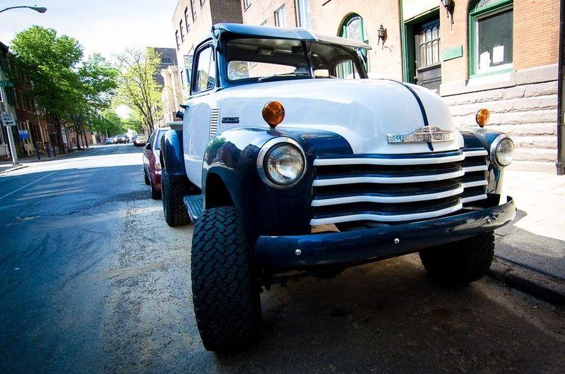 Philadelphia Chevrolet Chevy Vintage Trucks