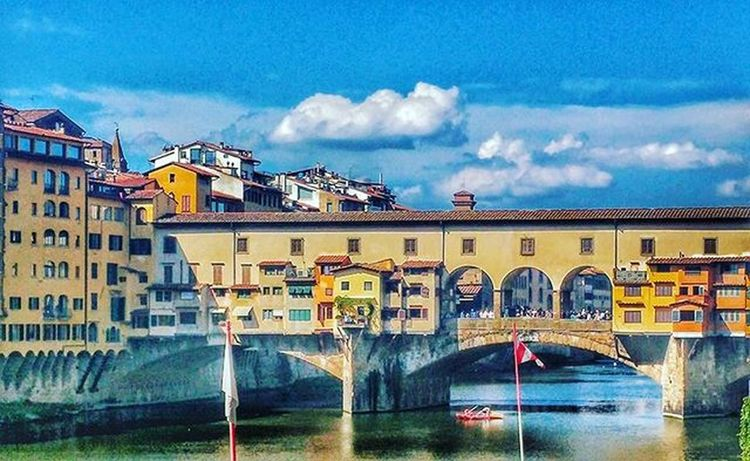 Pontevecchio Firenze Florencia Italia Italy Toscana Tuscany Picoftheday Photooftheday Instagood Instamood Instadaily F4F L4l Likeforlike Like4like Tagsforlikes Follow Followme