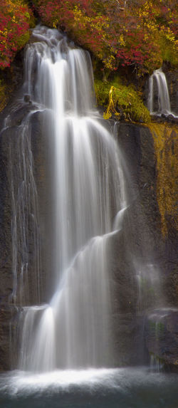Waterfall Scenics - Nature Motion Water Beauty In Nature Blurred Motion Environment Nature Long Exposure Flowing Water No People Flowing Stream - Flowing Water Iceland Falling Water Outdoors