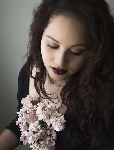 Soledad. Flower Girl Nostalgic  Retrat Photography Photographer Redhead