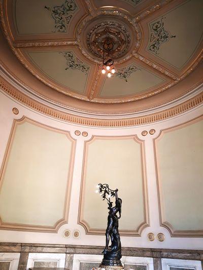 EyeEm Selects Museum Indoors  History Architecture Sculpture Sculpture Detail Llight EyeEmNewHere Postcode Postcards