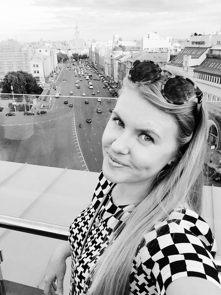 Moscow Point Of View Blackandwhite Selfie ✌
