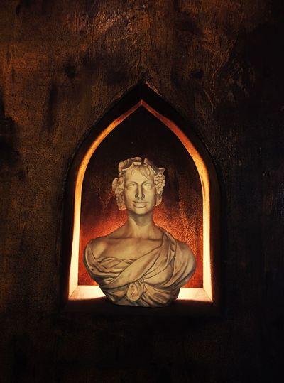 Busto Museum Bacalhoa Coleção Berardo Art And Craft Human Representation Representation Sculpture Statue Male Likeness Religion