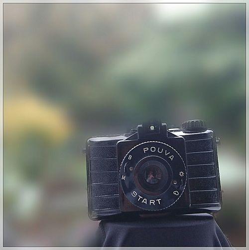 Meine erste... Photographic Memory My First Camera Pouva Start Rollfilm