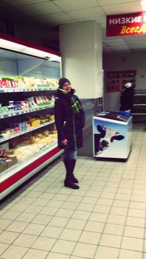 Поход за покупками ))))