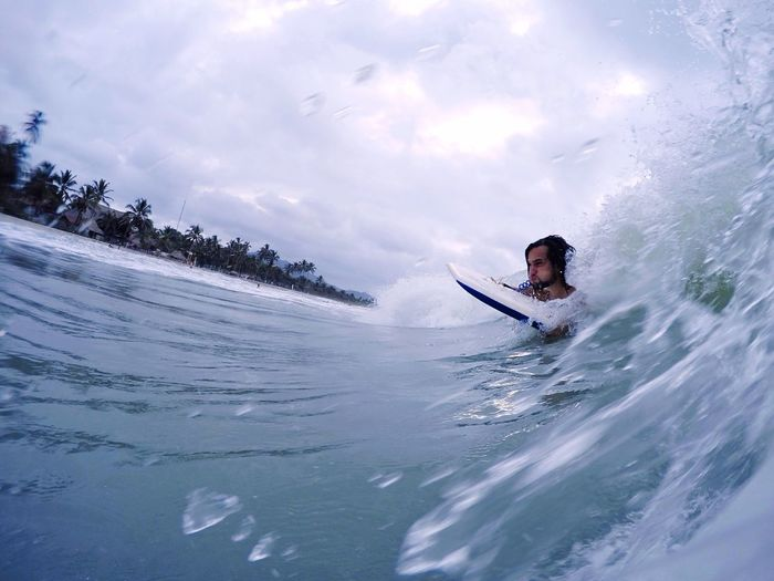 """Showing Imperfection """"One of those day."""" Colombia Friend Surfing BodyBoarding Wave Waves, Ocean, Nature Traveling Taking Photos Enjoying Life Check This Out Travel Photography Check This Out Discovering"""