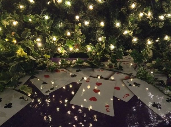 Nightphotography Lightup IPod Touch Ilumination Christmas Tree