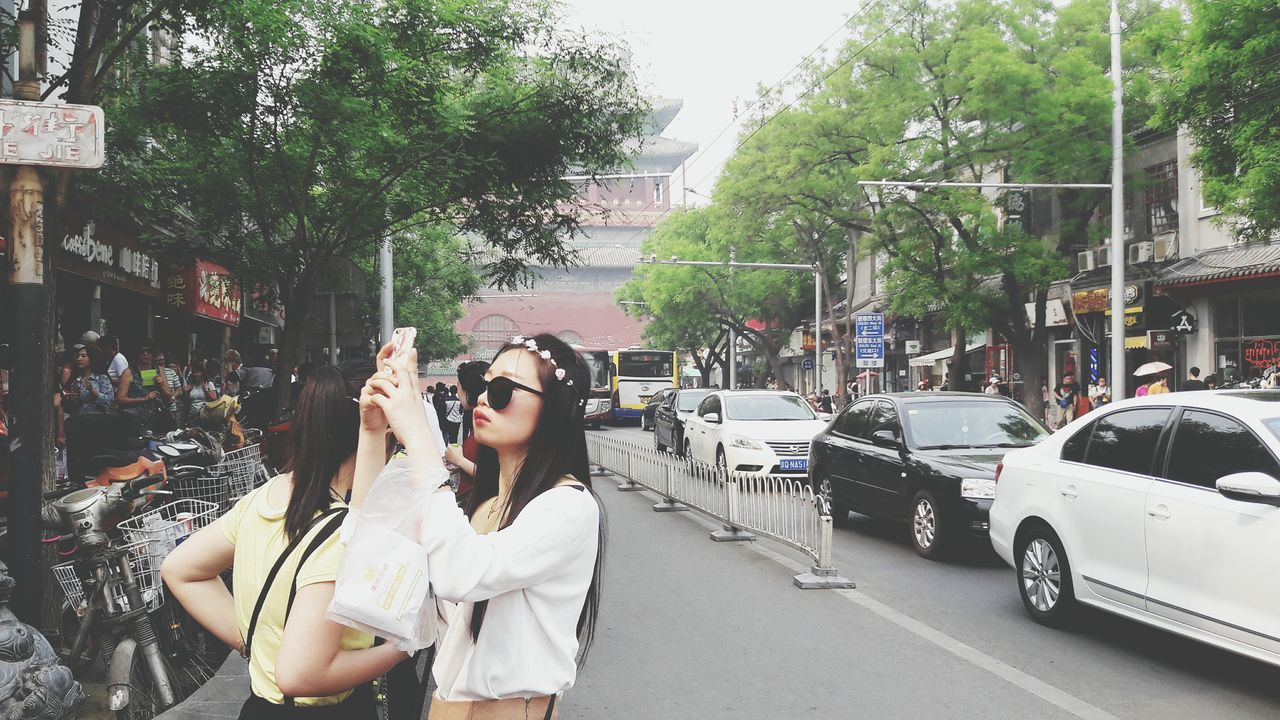 Human Meets Technology China Beijing Self Portrait Selfies Travel Travel Photography Street Photography Beijing Scenes People People Photography People Watching Young And Beautiful Capture The Moment Asian Beauty Asian World Every Picture Tells A Story My Favorite Photo Dramatic Angles Exploring China Exploring New Ground Travel In China Traveler Youth Of Today Strangers Uniqueness Mobile Conversations Women Around The World The Street Photographer - 2017 EyeEm Awards Sommergefühle Stories From The City Focus On The Story