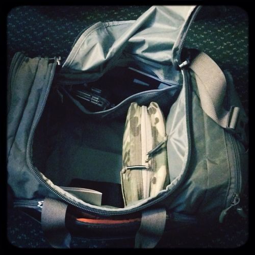 Goruck in the bag