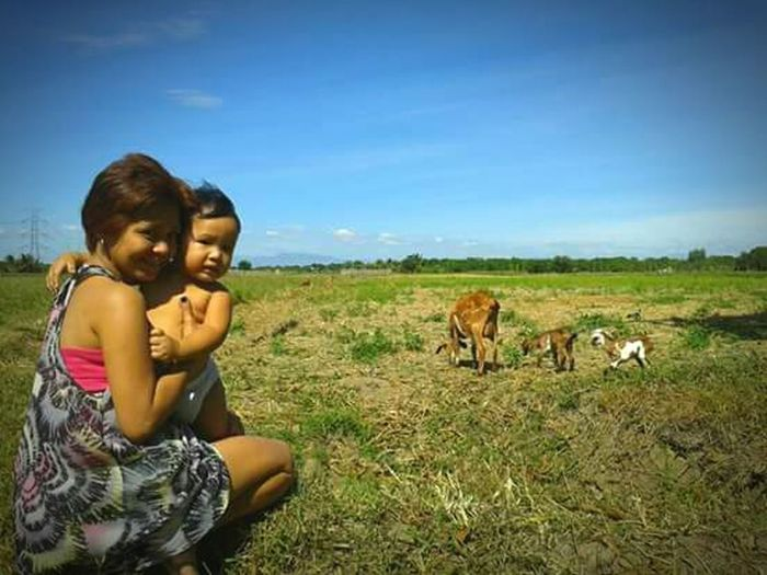 RePicture Motherhood Summer Views Nanay Buhawiandnanay Buhawi Sunnyphilippines Farmlife Simplehappiness Love Babylove