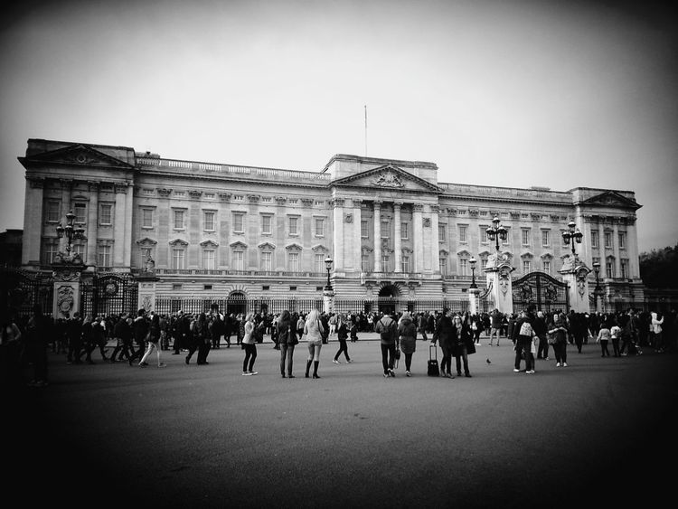 LONDON❤ Buckingham Palace City In Motion